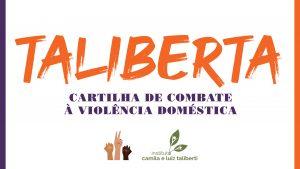 Capa Cartilha Taliberta